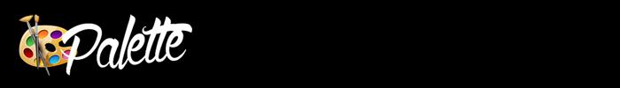 100x700 palette logo
