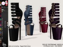 Bens Boutique - Yeliz Extreme Heels - Hud Driven