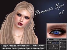 NEWCLAN_Romantic_Eyes_#1