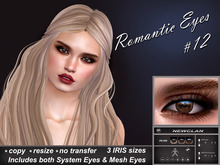 NEWCLAN_Romantic_Eyes_#12