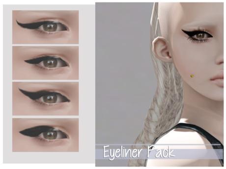 [okkbye] Eyeliner Pack