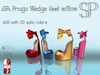 .:SP:. Praga Wedge Heel With Bow v1.0