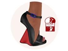 Story - Rivierina Shoes Black (Slink High)