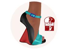 Story - Rivierina Shoes Mint (Slink High)