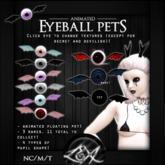 -LEXI- Eyeball Pet ~ Somber SECRET RARE!!