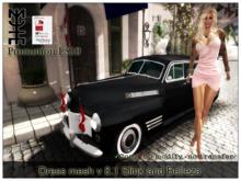 Dress mesh v 8.1 Slink and Belleza