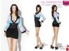 %50WINTERSALE MESH BODIES & FITMESH 5 SIZES | Full Perm MI Lingerie Kimono Dress FITMESH - Slink - Maitreya - Belleza