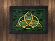 Mesh Rumpled Celtic Rug  (1)