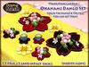 *FG* Ohanami Sweets Set {Ohanami Dango}