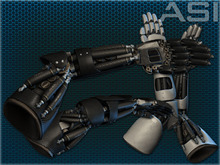 !ASI Prosthetic Arms