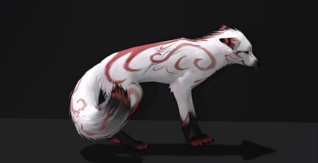 Second Life Marketplace Datsasu Kitsune For Twi Fox