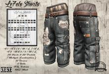 -NU- Le7els Shorts
