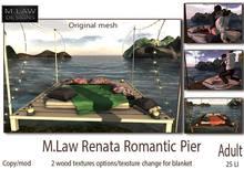.:M.LAW:. Renata Romantic Pier ADULT BOX