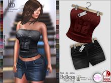 Bens Boutique - Deniz Strapless & Skirt - Hud Driven