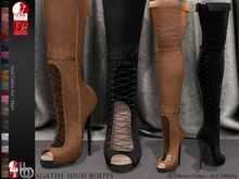 Bens - Boutique - Agathe High Boots (Slink High - Physque)