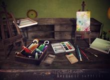 {vespertine- artistic supplies}
