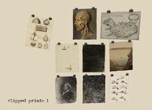 {vespertine-clipped prints - set 1}bx