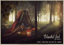 {vespertine} blanket fort/ firefly