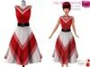 %50WINTERSALE MESH BODIES & FITMESH 5 SIZES | Full Perm MI Rigged V Retro Dress FITMESH - Slink - Maitreya - Belleza