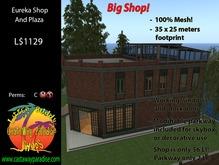[LBCP] Eureka Plaza Shop (BOXED)