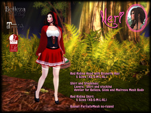 εїз ☆ Neri ☆ Little Red Riding Hood ☆ εїз