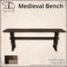 [DDD] Medieval Bench