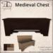[DDD] Medieval Chest