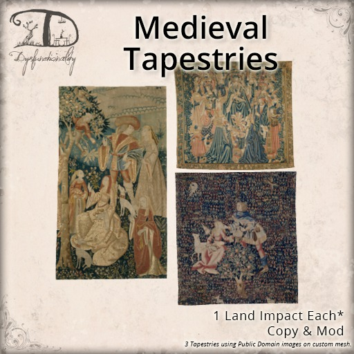 [DDD] Medieval Tapestries