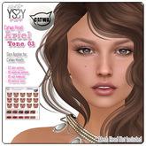 *YS&YS* Ariel Tone 03 Skin Applier For CATWA Mesh Head