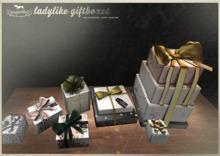 {vespertine}- ladylike giftboxes bx.