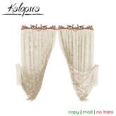- Kalopsia - Lace Curtains