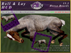 *E* RealHorse Gesture HUD [BOXED] Roll & Lay 15.2 Horse