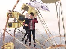 [Frimon Store] With You - Umbrella Couple 02