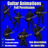 Guitar Animations
