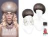 PLASTIX - Fur Bubble Hat (Taupe)