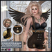 [RnR] Swag 50 Shades of Noir Capistrano Steampunk Outfit