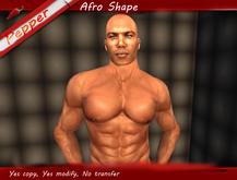 ~Pepper~Afro Shape #01