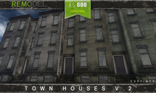 REMODEL: Town Houses 2.0 BOXED
