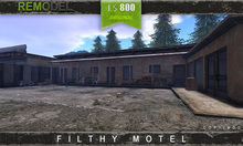 REMODEL: Filthy Motel BOXED