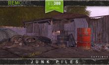 Junk Piles Boxed
