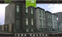 Mesh Town Houses