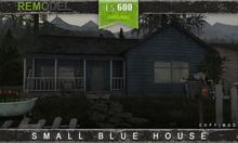 Mesh Crate Mesh House - Blue