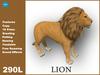 [TomatoPark] Lion Mesh 3.3 ( roaming + wearable )