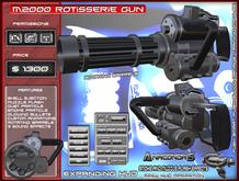 M2000 Rotisserie Gun