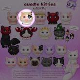Sweet Thing. Cuddle Kitties - Plopped (Froggy)