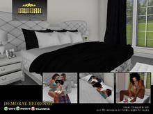 Invidah* Demorae Bedroom Set FAMILY (pure)