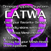 Omega System Kit - Catwa