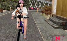 ENIIPose- Bike ride with baby