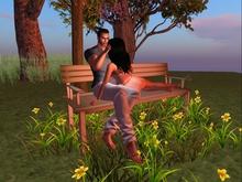 DO Spring Garden Bench - NEW!