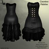 DE Designs - Countess Palatine - Black